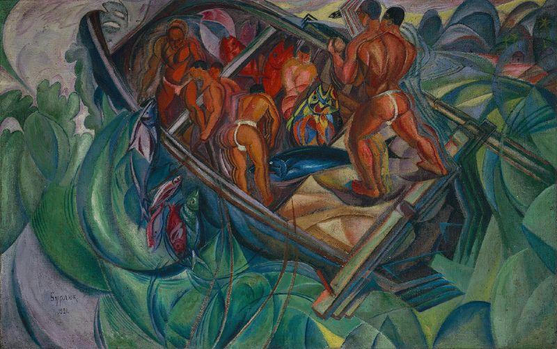 South Sea Fishermen (1921)