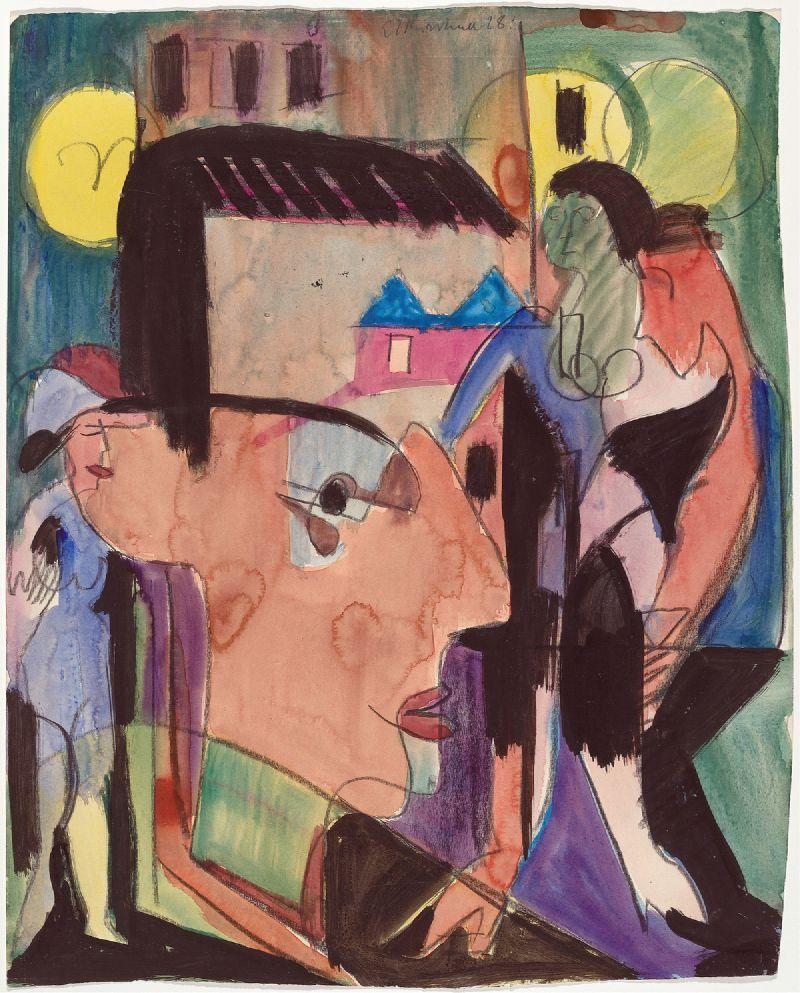 Self-Portrait (1928)