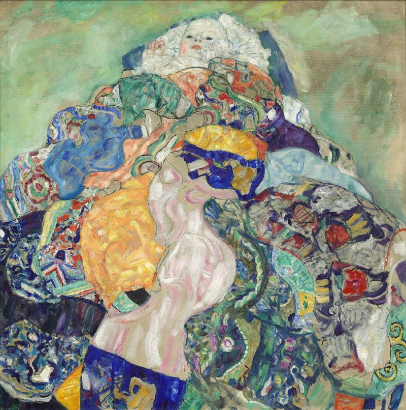 Baby (Cradle) (1917-1918)