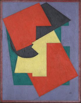 Color perspective (vertical) (1922)