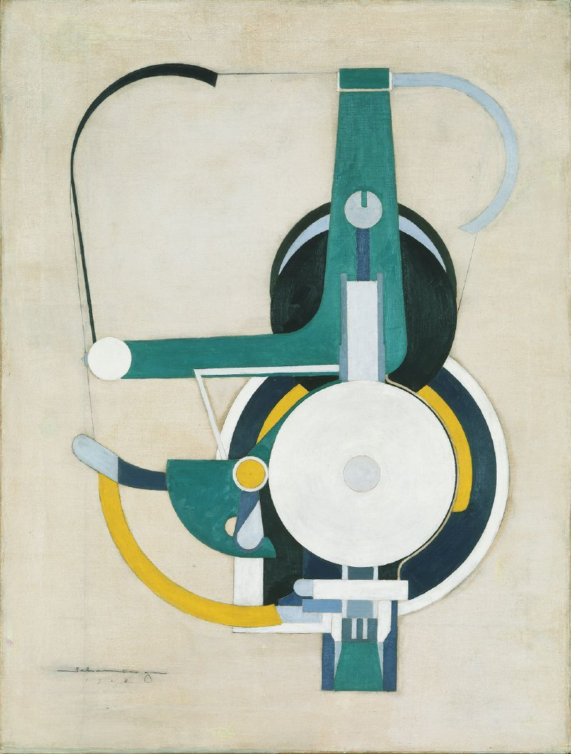 Painting (formerly Machine) (1916)
