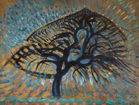 Apple Tree, Pointillist Version (1908–1909)