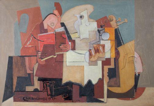 Le Lecteur (1937)