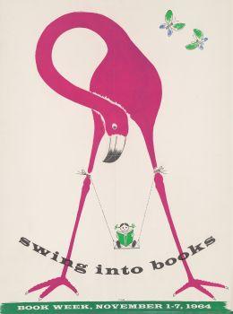 Swing into books. Book week, November 1-7, 1964