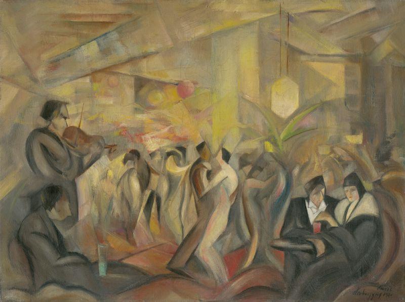Parísien Cafe (1930)