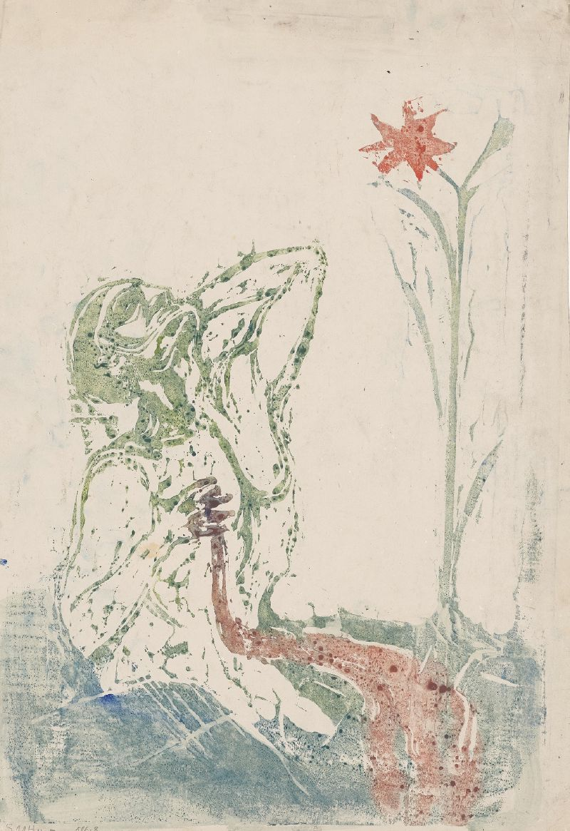 Blossom of Pain (1898)