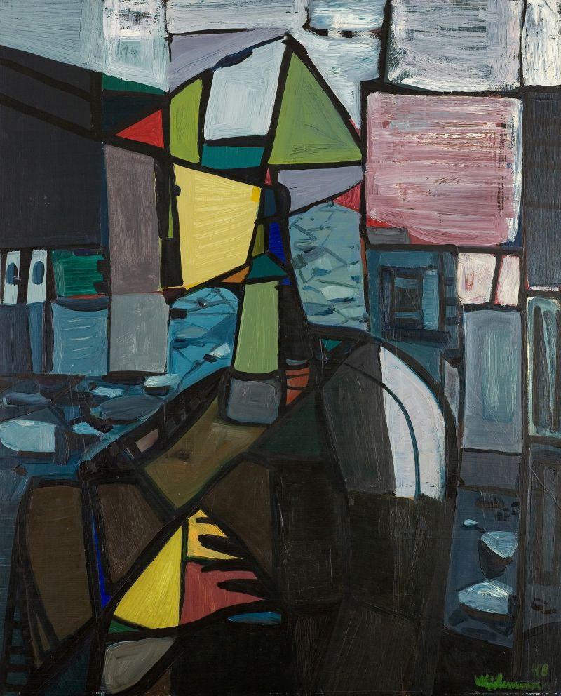Stålarbeideren (1948)