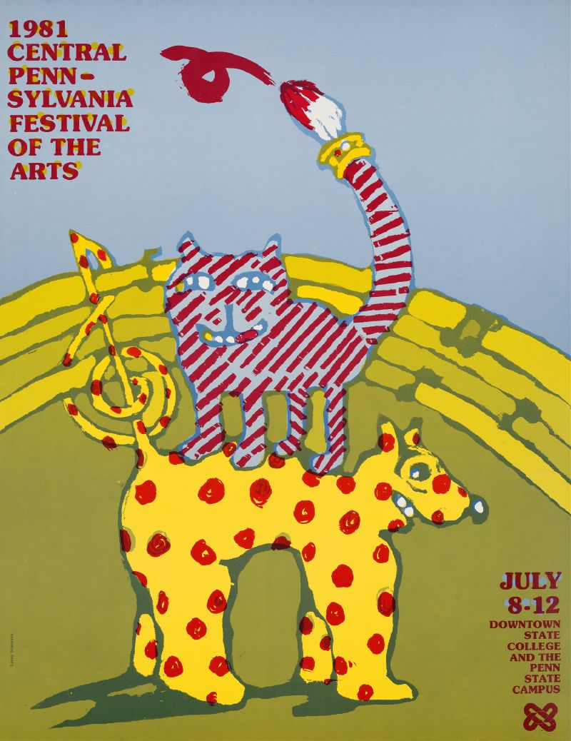 1981 Central Pennsylvania Festival of the Arts (1981)