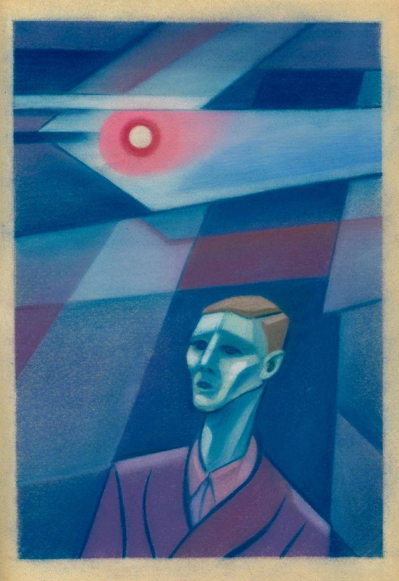 Ohne Titel (Porträt) (around 1940)