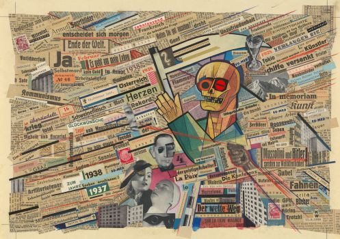 Political collage (1938)