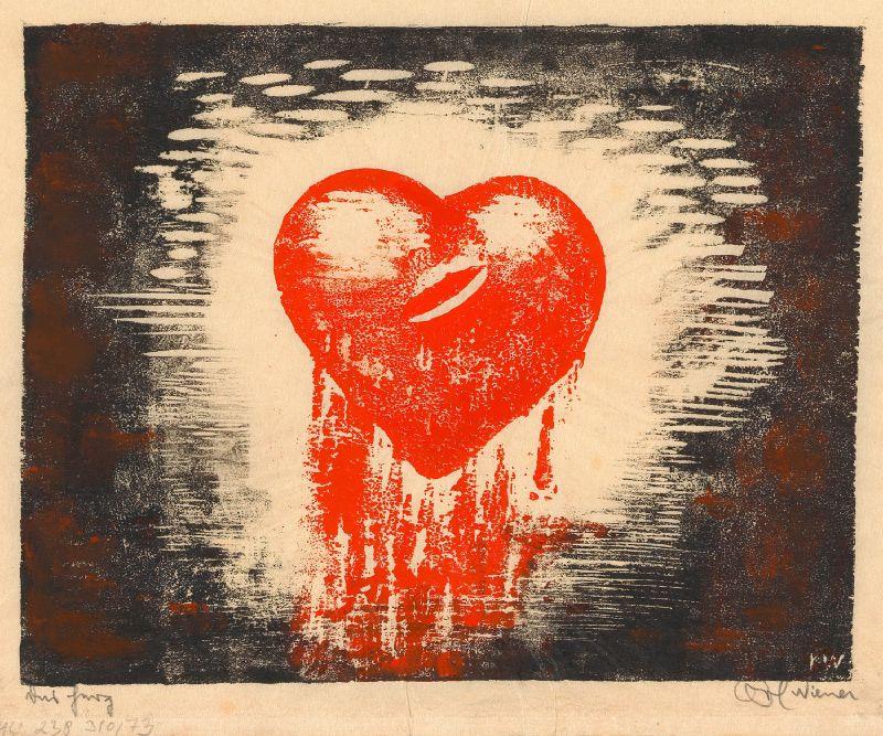 The heart (around 1930)