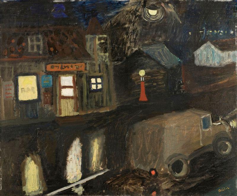 Våt asfalt (1945)
