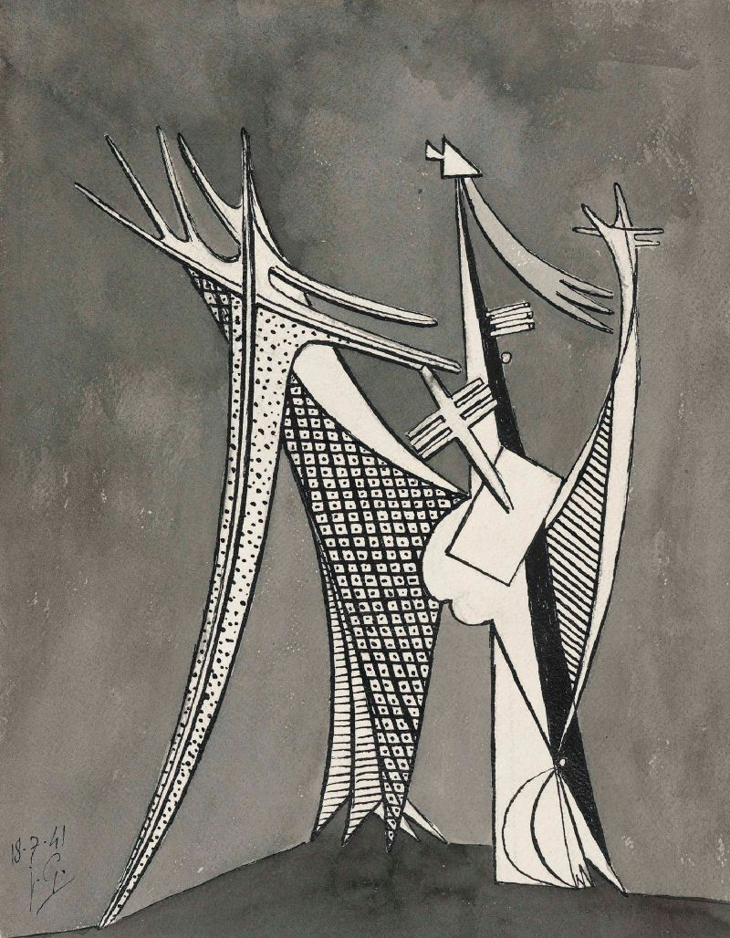 Abstrait (1941)
