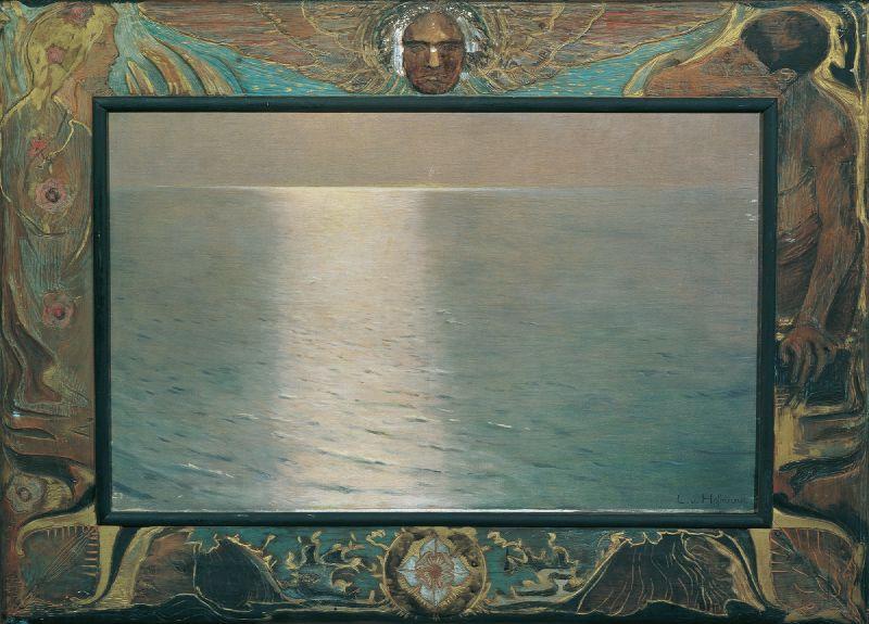 Largo (Sonnenuntergang) (1898)