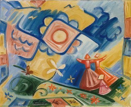 Zpívající děvčata (1936)