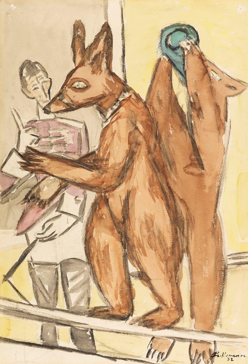 Dressierte Bären (1932)