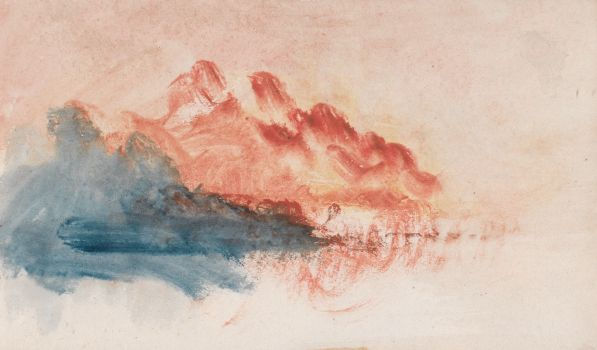 The Channel Sketchbook 45 (ca. 1845)