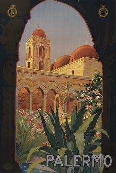 Palermo (Sicilia) (1920)