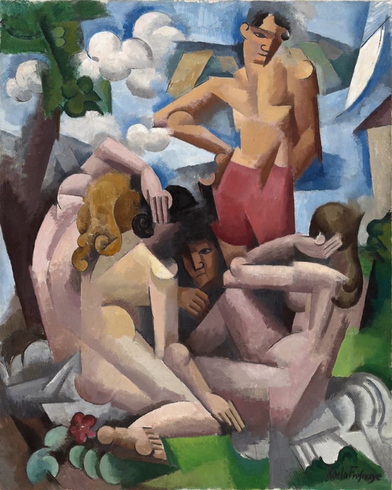 The Bathers (1912)