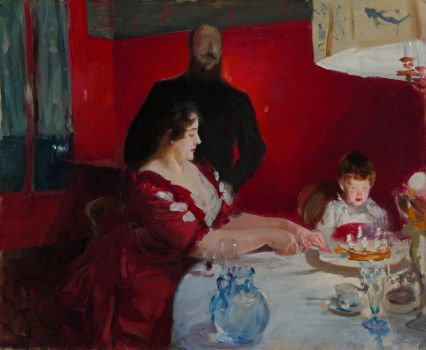 The Birthday Party (1885)