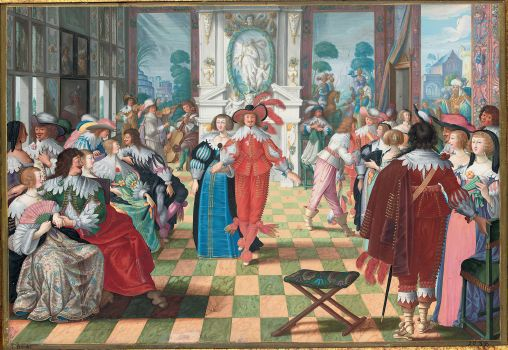 The Ball (1634)