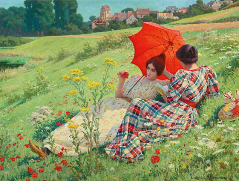 À La Campagne (ca 1910)