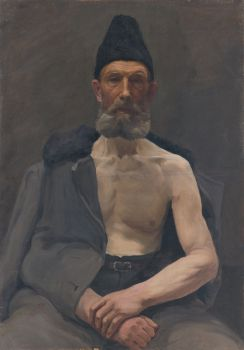 Study of a Russian Captive (1922)