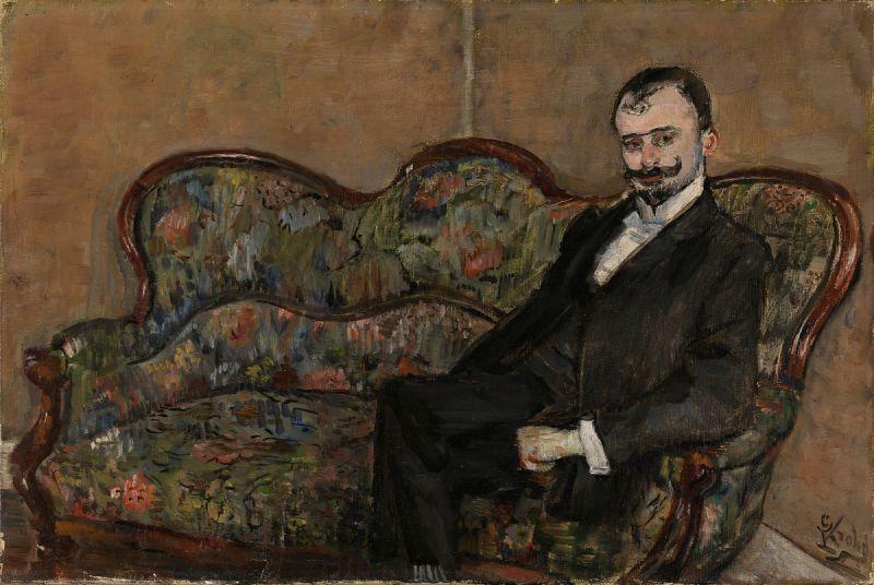 Portrait of Sigurd Bødtker (1902)