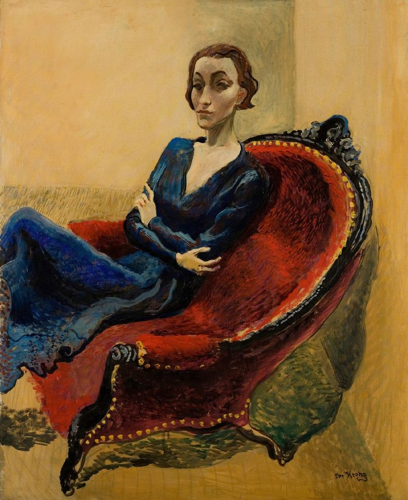 Skuespillerinnen (1927)