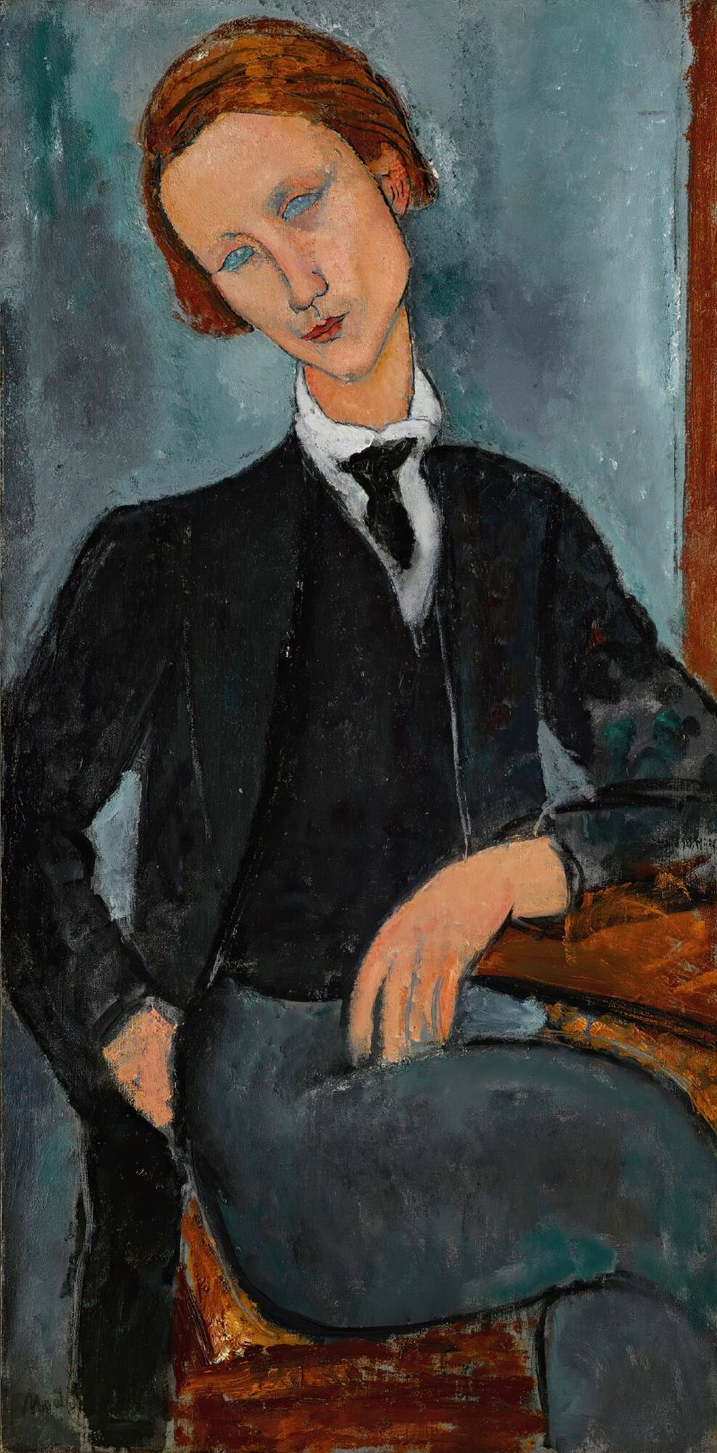 Portrait de Baranowski