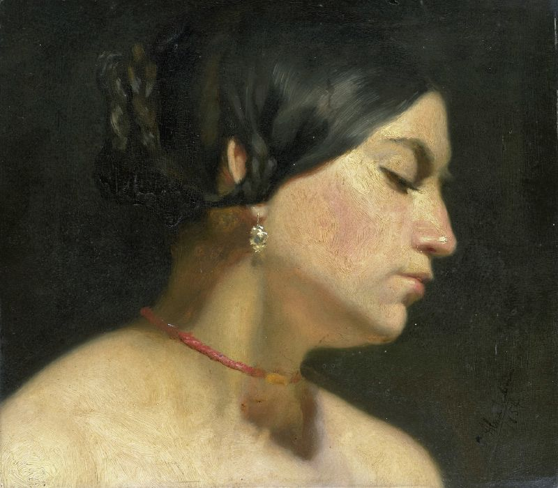 Mary Magdalene (1854)