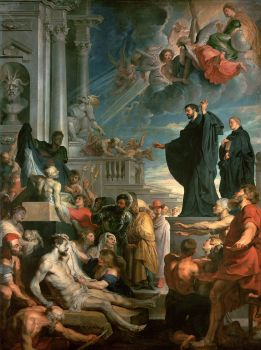 The miracles of St. Francis Xavier (between 1617 and 1618)