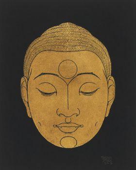 Head of Buddha (1943)