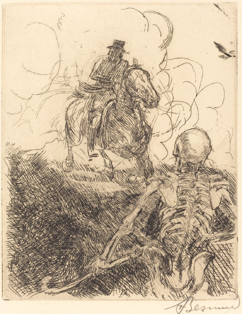 The Obstacle (L'obstacle) (1900)