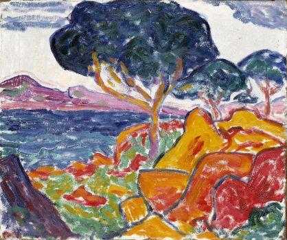 Landscape (ca. 1909-1914)
