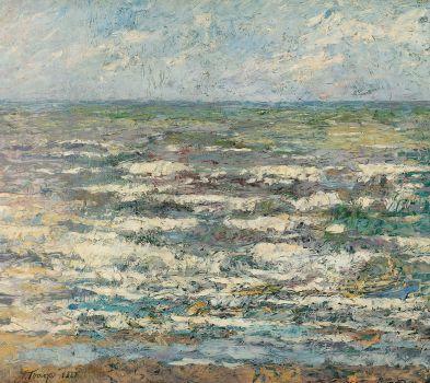 The Sea (1887)