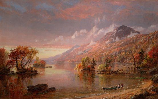 Lake George (ca. 1860–70)