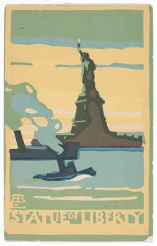 Statue of Liberty (1916)