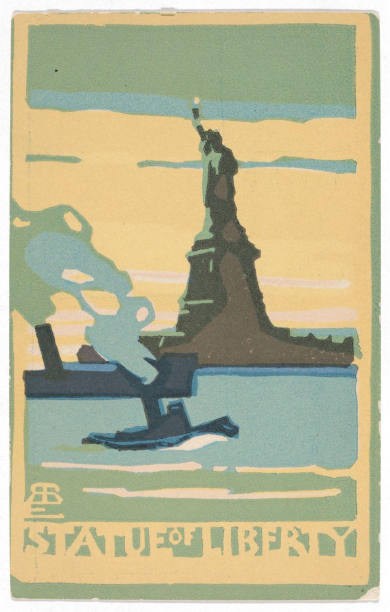 Statue of Liberty (1916)