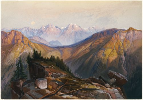 Lower Yellowstone Range (ca. 1875)