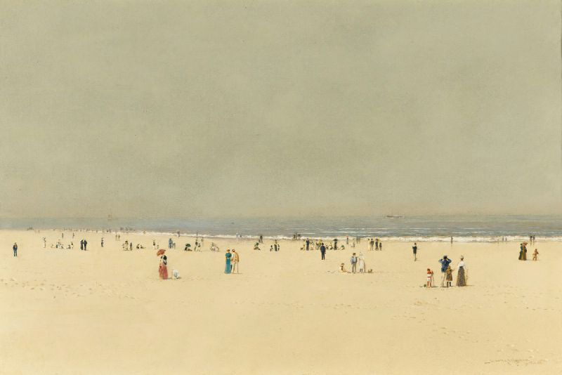 Sand, Sea And Sky, a Summer Phantasy (1892)