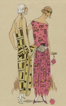 Tissus de Diederichs – Soieries (1923)