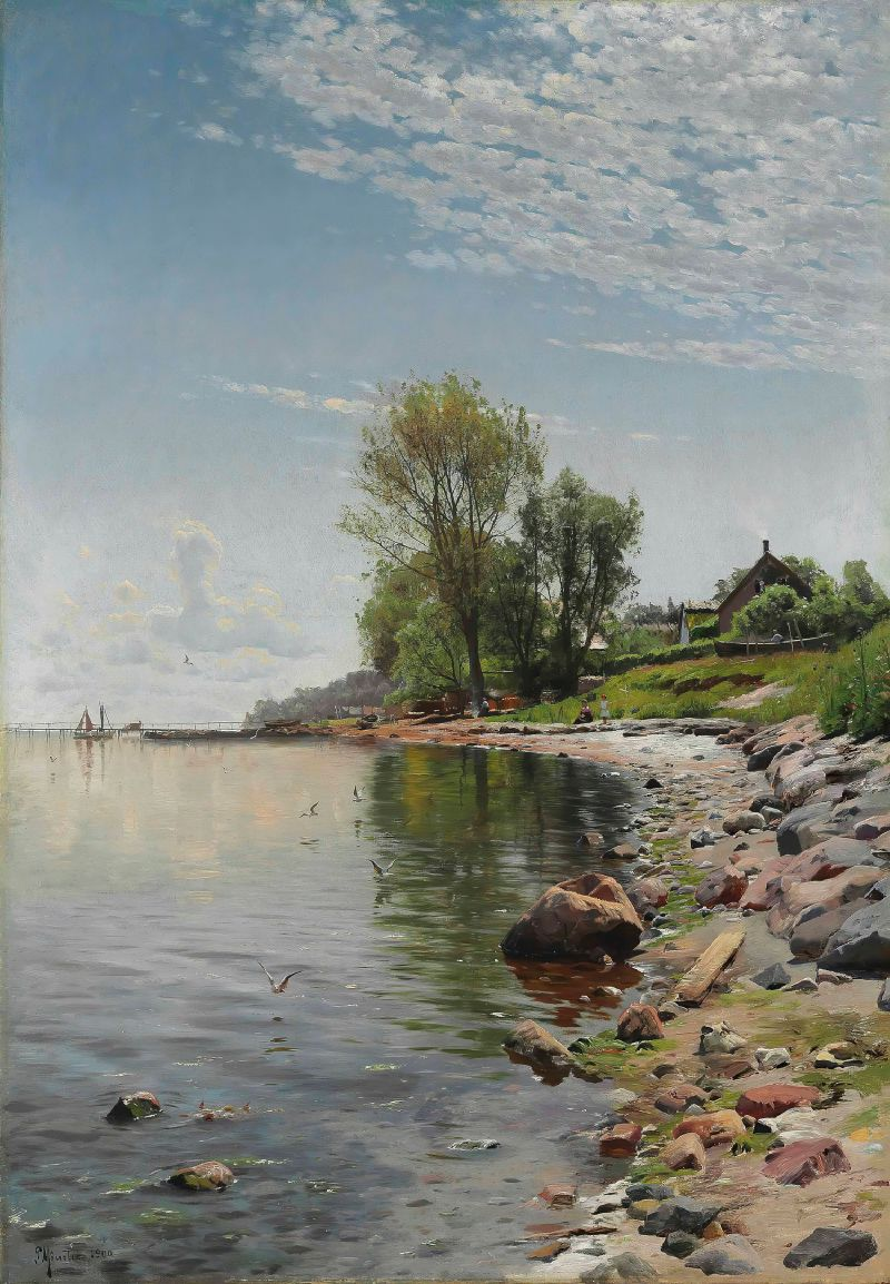 Coastal View (1900)