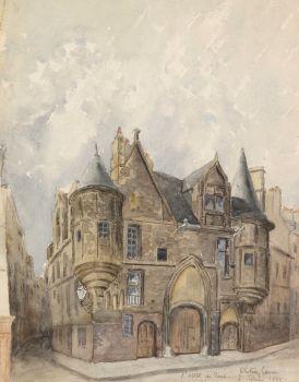 Hotel de Sens, Paris (1888)