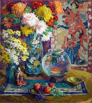 Fish, Fruits, and Flowers (c.1923)