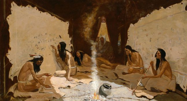 Historians of the Tribe (1890)