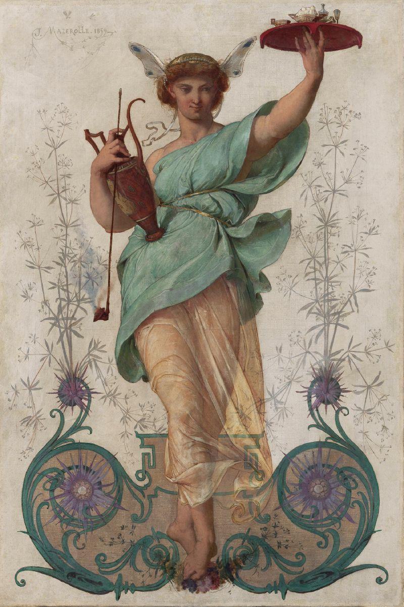 L'opium (1859)