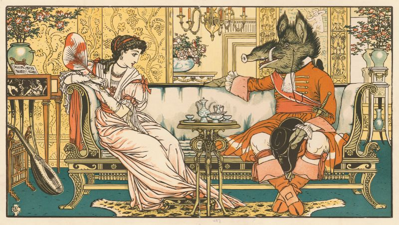 Beauty and the Beast (1896)