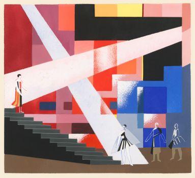 Maquettes de Théatre 15 (1930)
