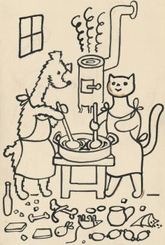 I Had a Dog and a Cat Pl 12 (1928)